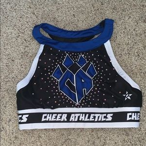 Cheer athletics 2018 Practice Wear